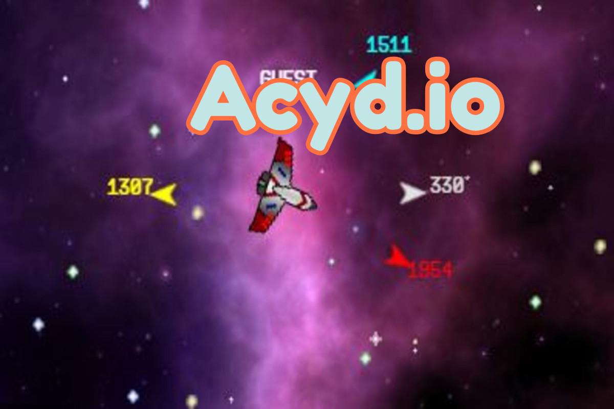 Acyd.io Game