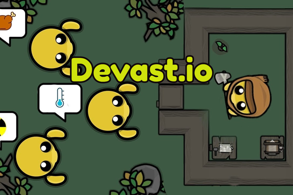 Devast.io Game