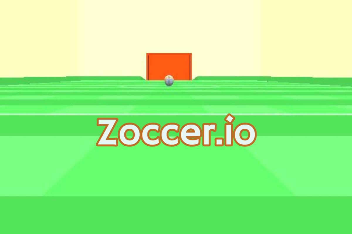 Zoccer.io Game