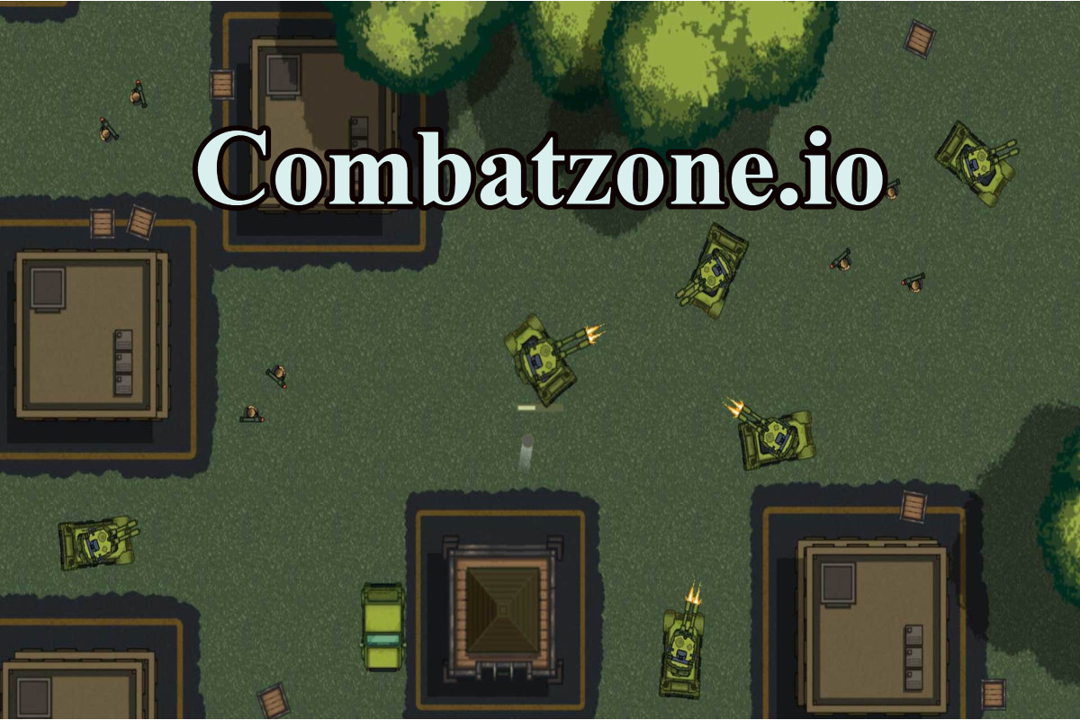 Combatzone.io Game