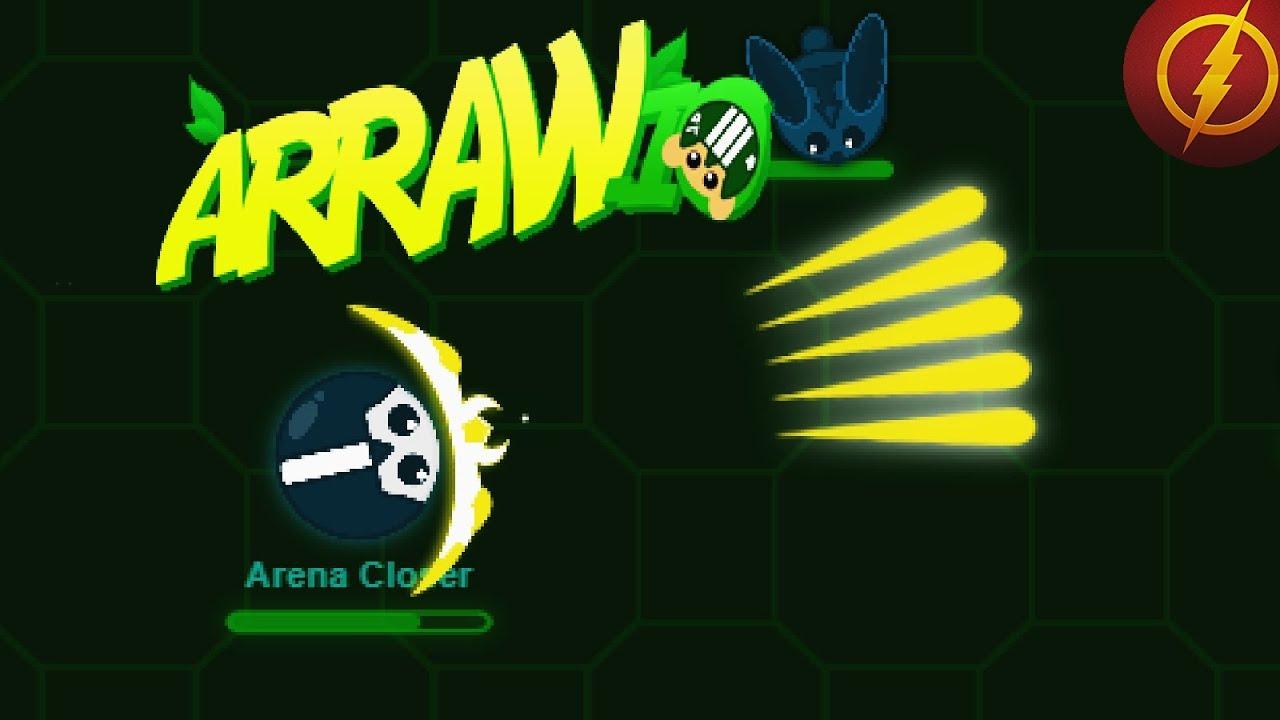 Arraw.io Game