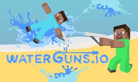 Waterguns.io Game