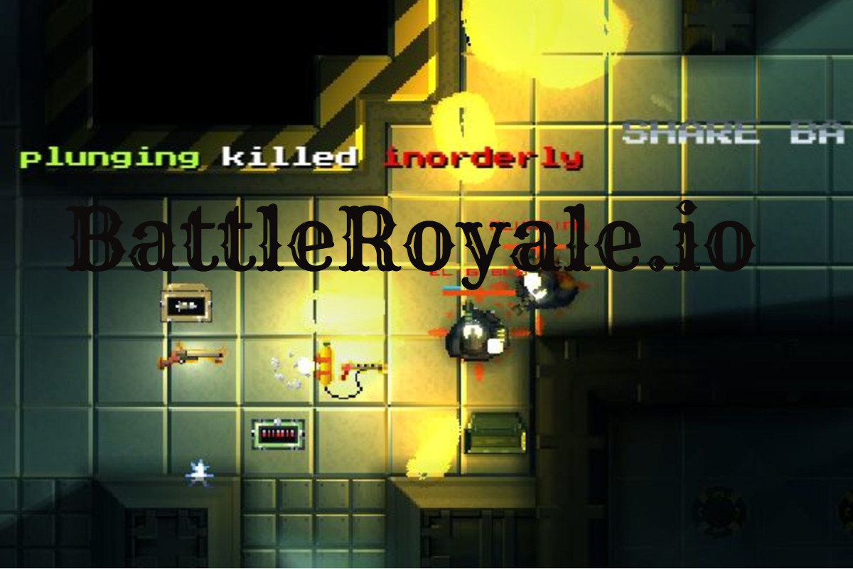 BattleRoyale.io Game