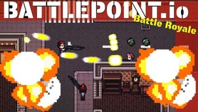 BattlePoint.io Game