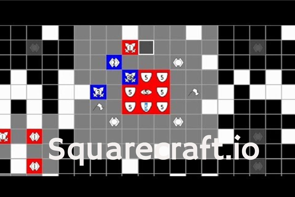 Squarecraft.io Game
