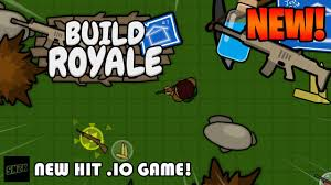 BuildRoyale.io Game