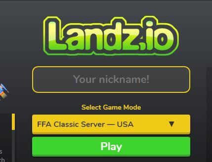 Landz.io Game