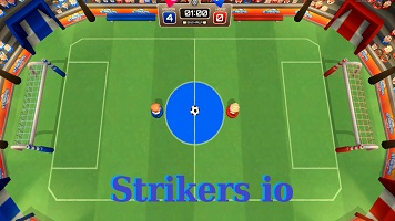 Strikers.io Game