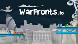 Warfronts.io Game
