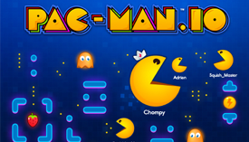 Pac Man.io Game