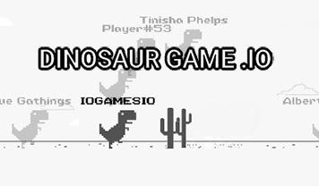 Dinosaur.io Game