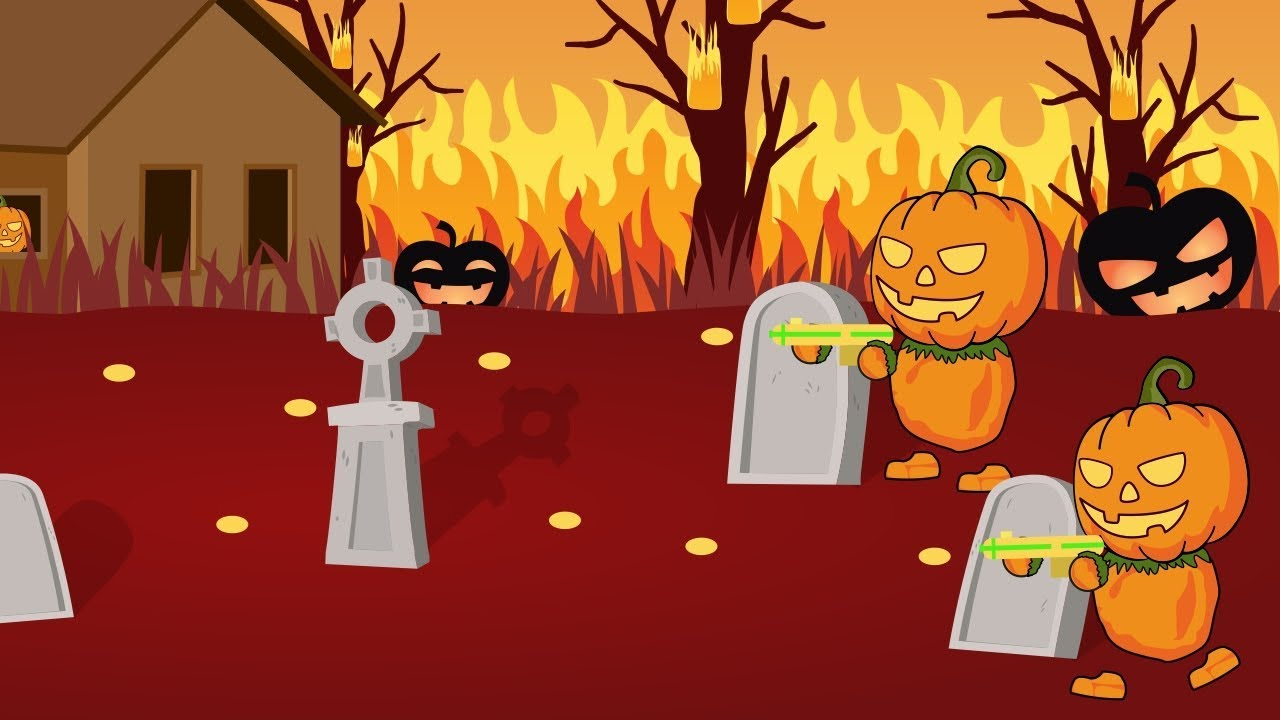 Pumking.io Game