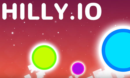 Hilly.io Game