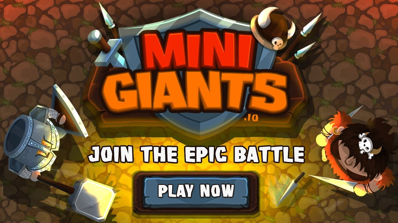 MiniGiants.io Game