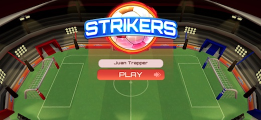 Strikers.io Game