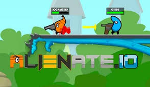 Alienate.io Game