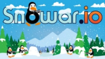 Snowar.io Game