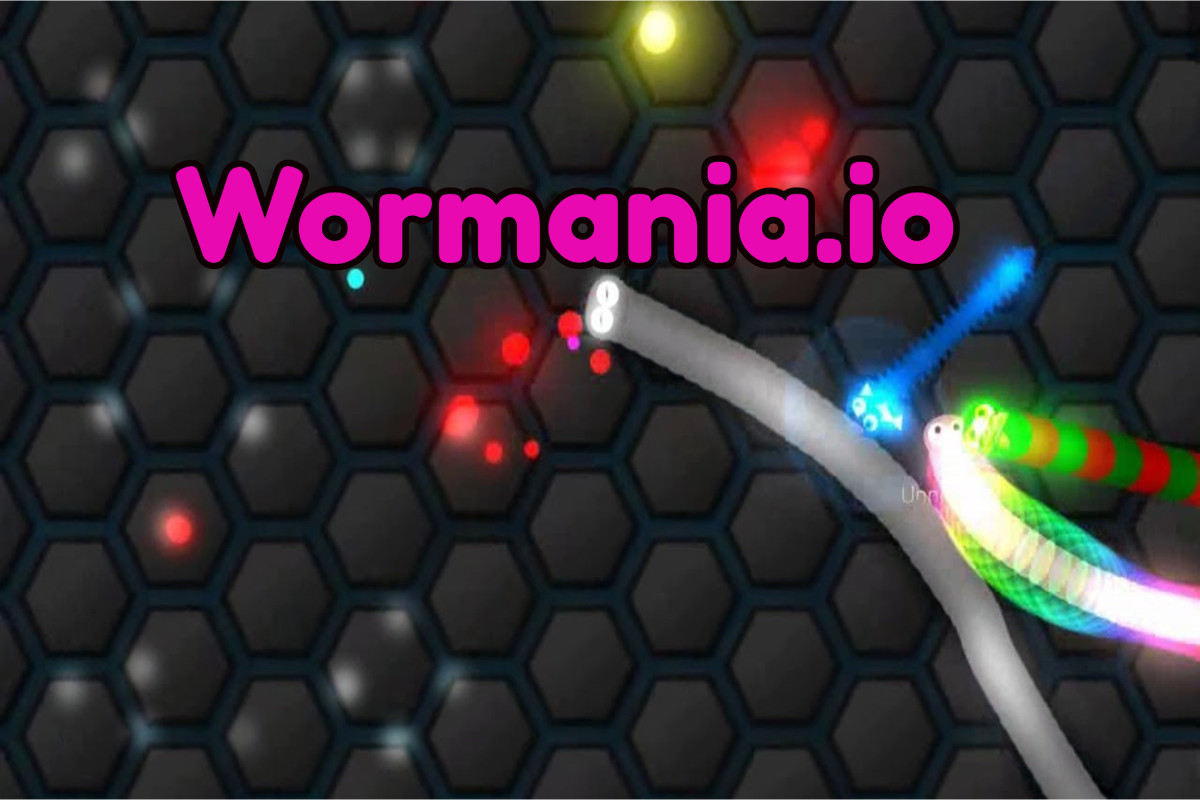 Wormania.io Game