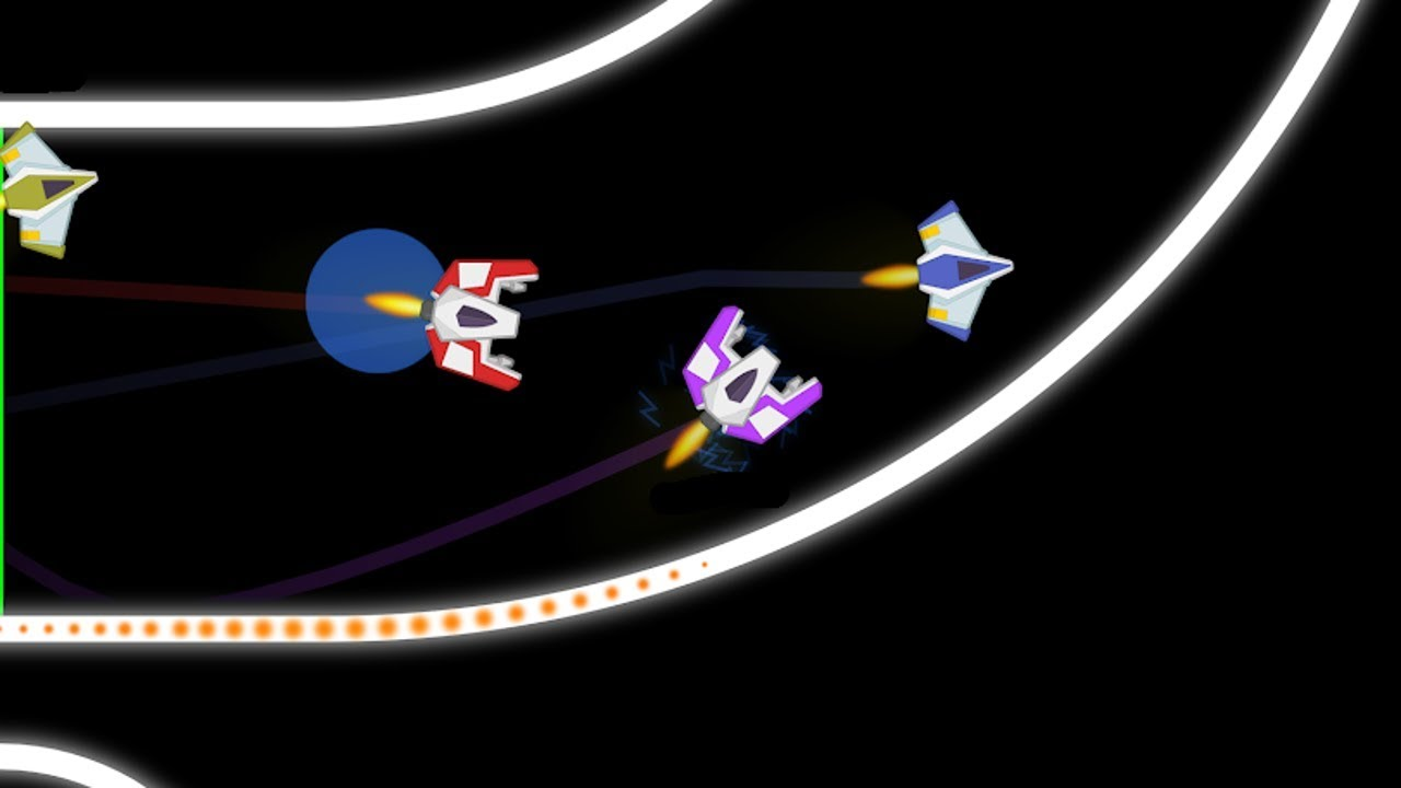 AstroRace.io Game