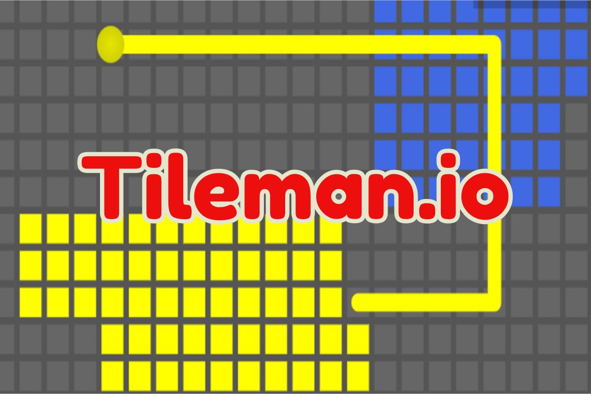 Tileman.io Game