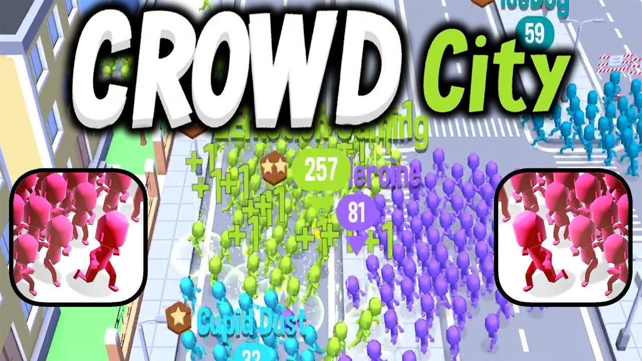 Crowdcity.io Game