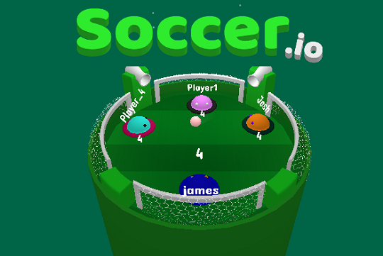 Soccer.io Game