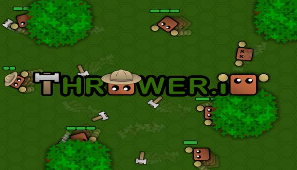 Thrower.io Game